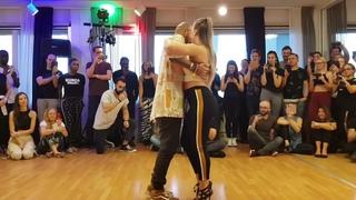 Albir Rojas & Mickaela - Kizomba Impro