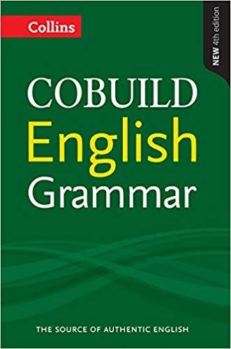 Collins COBUILD English Grammar, 4 edition
