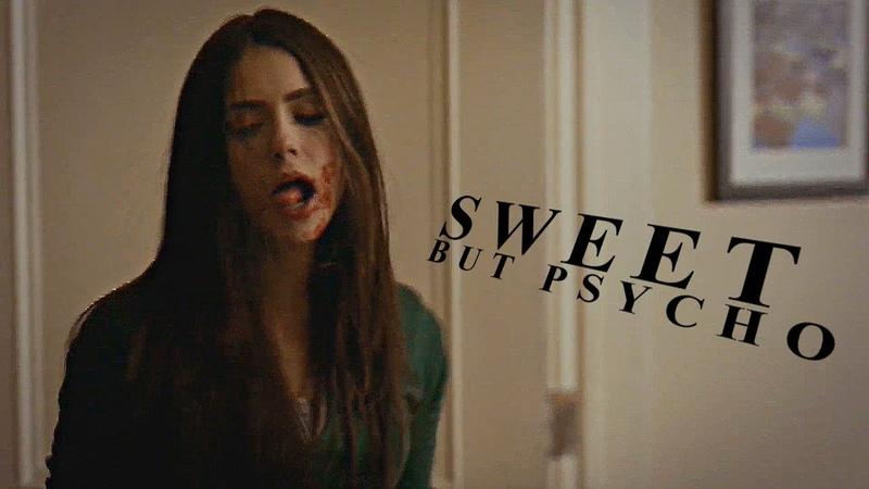 Katherine Pierce || Sweet But Psycho