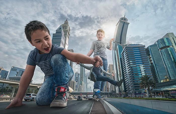 Возможности детей в новом пространстве, изображение №1