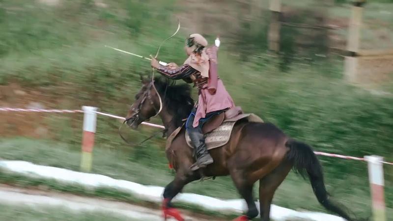 Horseback Archery Indonesia League 2020