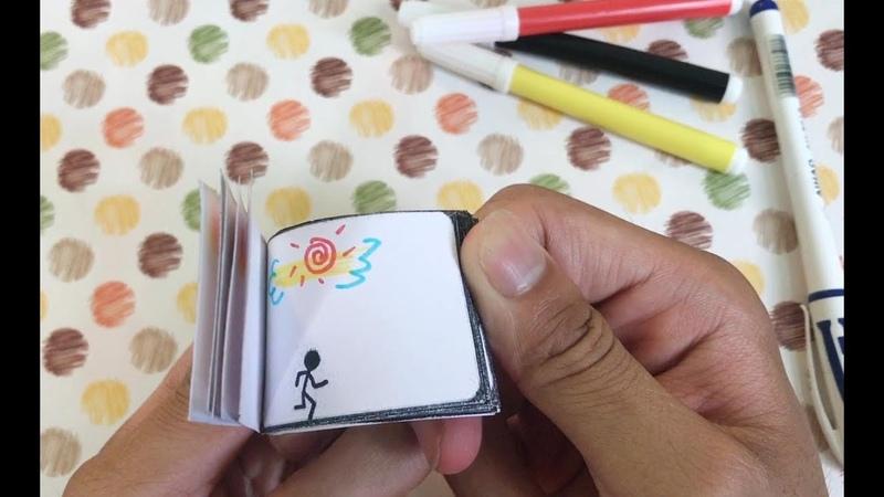 More Flipbooks I Made as a Kid | How to make a flipbook