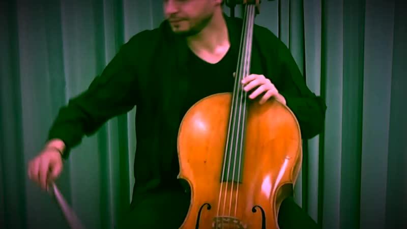 Джамал Алиев (виолончель) - Шуберт Серенада