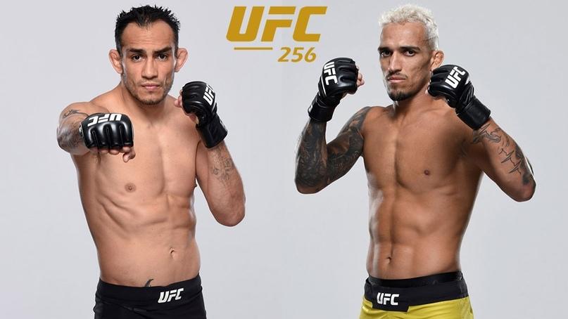 ⚡Тони Фергюсон встретится с Чарльзом Оливейрой на UFC 256
