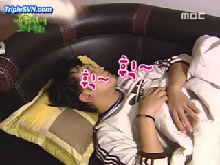 [Vietsub] SS501- Thank you for waking me up EP 3