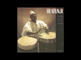 Babatunde Olatunji - Dance To The Beat Of My Drum (Jazz-Funk, African/US/1986) [Full Album]