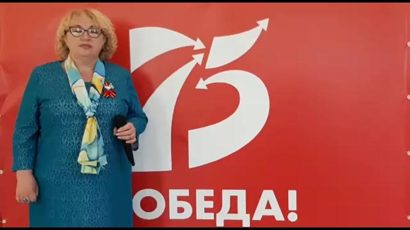Венский вальс поёт Ирина Сиротюк