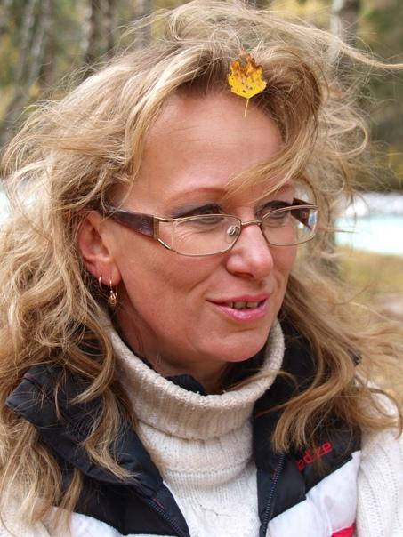 Юлия Опутникова, Санкт-Петербург, Россия