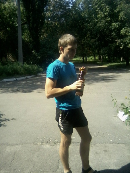 Саня Гулиенко, Черкассы, Украина