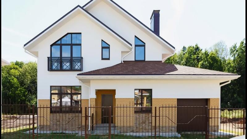 Готов к продаже уютный дом по проекту Дмитриевский в поселке Лесково