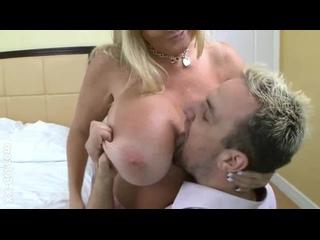 Kayla kleevage busty slut
