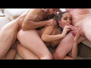 JulesJordan.com Alina Lopez - Double T... Facial (1080p)
