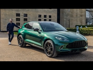 FIRST LOOK! The Ultimate Aston Martin DBX Collaboration Is HERE! 25 761 просмотр•23 мар. 2021 г.