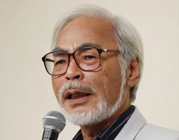 Хаяо Миядзаки, легенде японской и мировой анимации, сегодня исполняется 80 лет