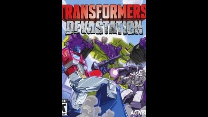 прохождение игры Transformers G1 Devastation Первое поколение