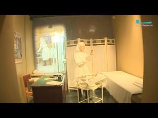 Новая экспозиция в музее «Бункер Жданова»