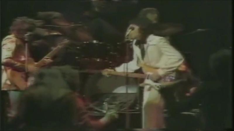 Paul McCartney and Wings The Mess Paul McCartney TV Special Program 1973