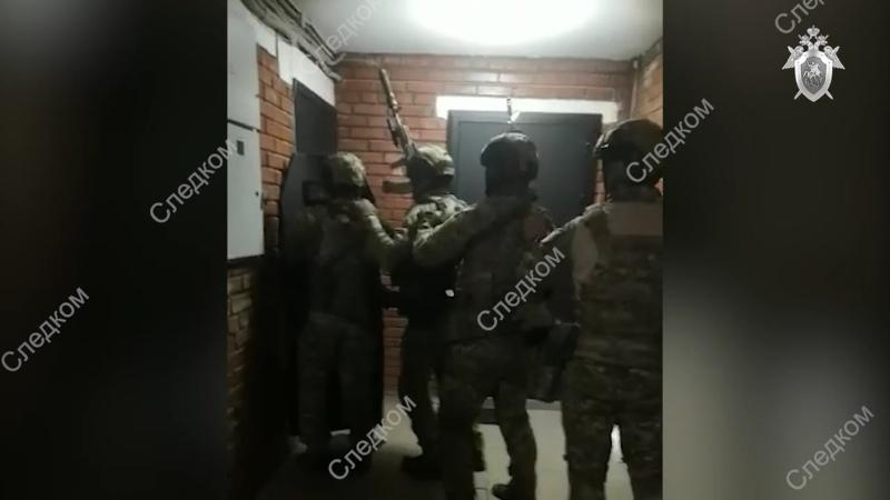 Задержан подозреваемый в убийстве совершенном на территории Новосибирской области