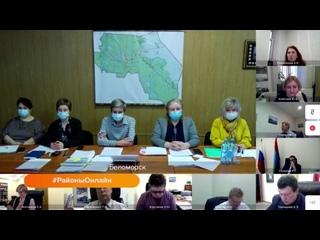Сегодня глава Карелии Артур Парфенчиков проведет онлайн-встречу по социально-экономическому развитию Медвежьегорского района