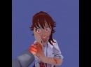 New Saikos headpat animation