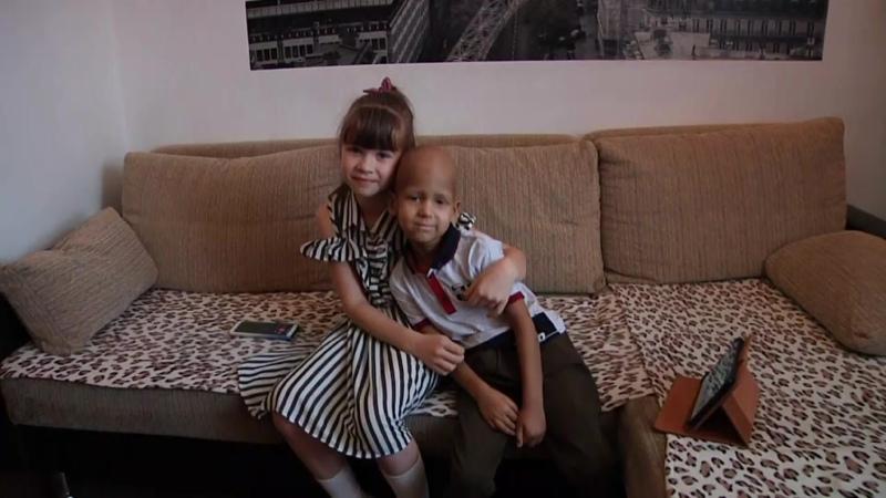Нашему маленьком земляку Назару Бобеху срочно нужна помощь