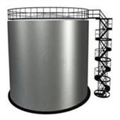 Резервуар вертикальный стальной РВС 500 м3