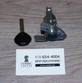 Сердцевина водительской двери с ключом. BMW X5
