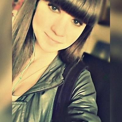 Настя Харитонова