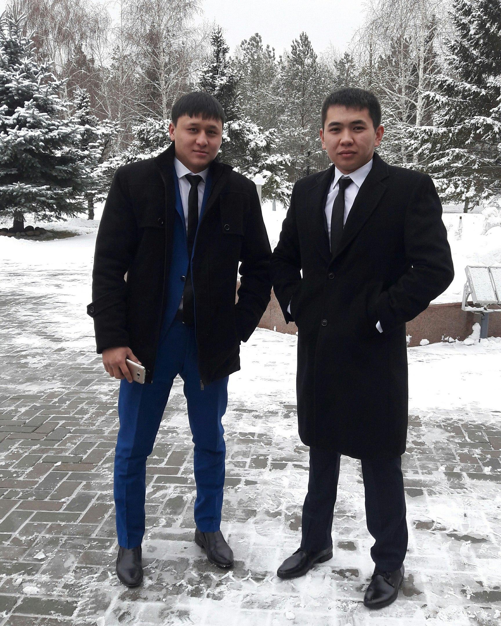 Аблайхан, 75, Astana