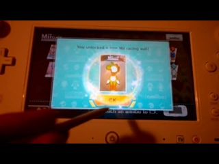 DIY amiibo cards - Mario Kart 8