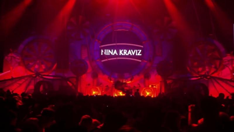 Tomorrowland Belgium 2017 Nina Kraviz