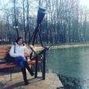 Персональный фотоальбом Оксаны Дежиковой