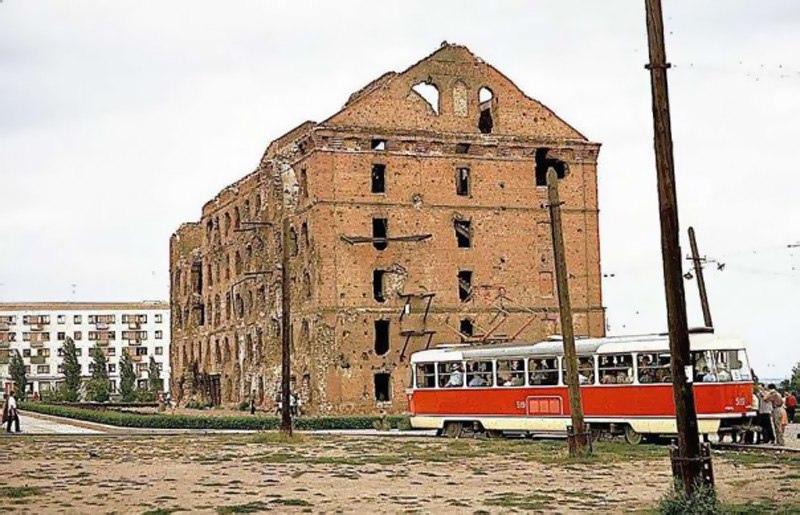 Суд обязал музей-заповедник «Сталинградская битва» законсервировать руины мельницы Гергардта в Волгограде