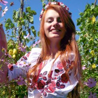 Фотография страницы Ангеліны Мішковськи ВКонтакте