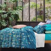 Комплект постельного белья Asabella 273, размер евро