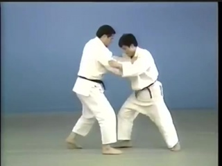 Ju Jutsu.Традиционное Кодокан дзюдо.Нагэ вадза.Уцури гоши.