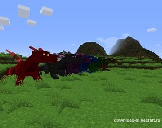 игру майнкрафт с модом яйцо дракона #5