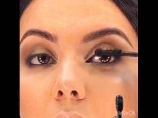 Роскошный макияж (глаза+губы). Видео-урок от мастера студии Epatage