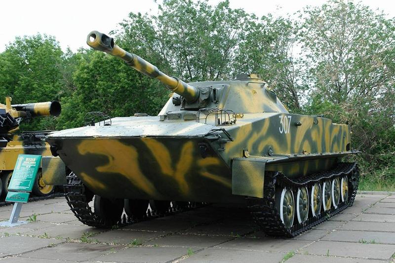ТАНК ПТ-76, изображение №5