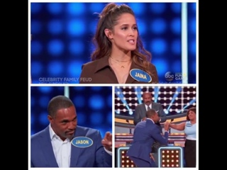 Oh, it's about to go down!    It's @greysabc v @station19 this Sunday at 8pm/7 central on #CelebrityFamilyFeud!    Both my #Grey
