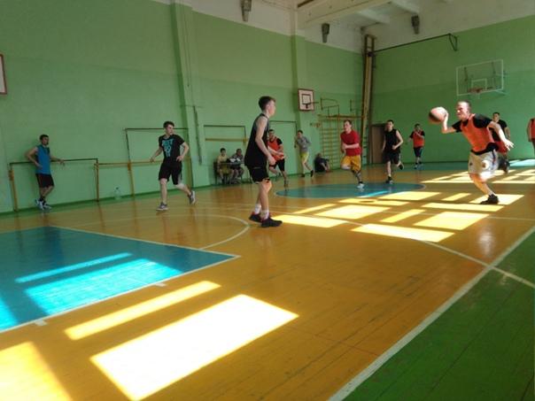 Итоги турнира по баскетболу среди мужских команд. 2 мая 2021