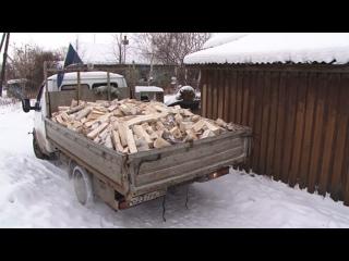 Участнице телешоу подарили машину дров