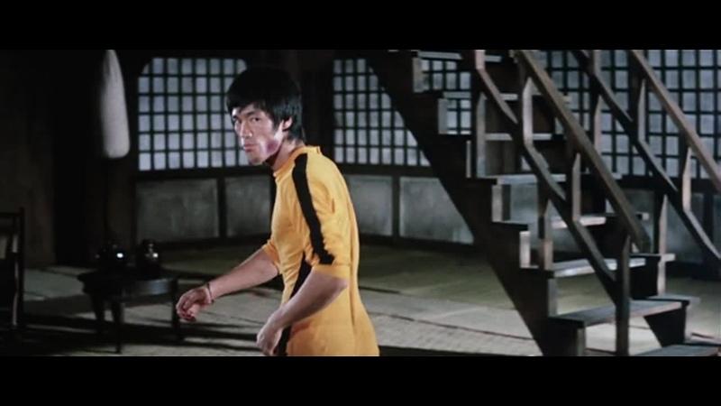 ИГРА СМЕРТИ 1978 боевик триллер драма криминал Роберт Клауз Брюс Ли