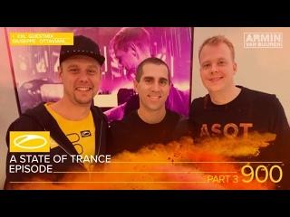 A State Of Trance Episode 900 (Part 3) XXL - Giuseppe Ottaviani