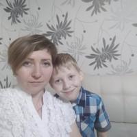 Фотография страницы Ларисы Измоденовой ВКонтакте