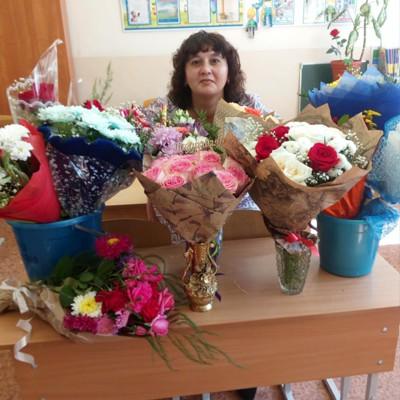 Zulfia Gafurova, Ulyanovsk