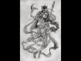 Кошмар Ведьмака (Артема) / Используя Эредина она спишет всех слабых, тупых: Она - Убица Эго, того что вы мните собой.