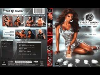 มวยปล้ำพากย์ไทย WWE Cyber Sunday 2007 Part 1 ครับ พี่น้อง เครดิตไฟล์ กลุ่มมวยปล้ำพากย์ไทย