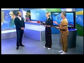 Артисты УМСО и дирижер Алексей Богорад в «Утреннем экспрессе»