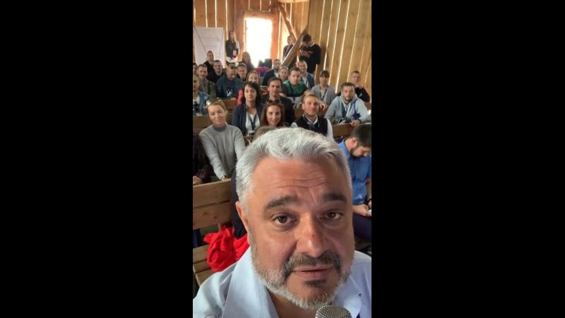 Видео от Владимира Мариновича